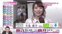 【东热字幕】130608 AKB48第5回选拔总选举 富士台直播版后台部分