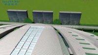 虚拟现实3D动画模拟室外效果图11
