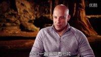 文迪塞尔1对1专访谈《星际传奇3》