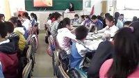 小学六年级美术优质课视频《名人漫画》实录_李老师