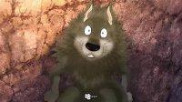 《翡翠森林-狼与羊》日本动画电影感动人心的友情故事
