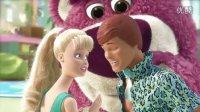 芭比娃娃一见钟情《玩具总动员3》片段2