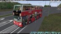 Omsi 公交游戏 (253) 香港公交 KMB 68M线 荃灣鐵路站-元朗 KMB Alexand