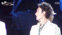 20110916 SMAP Beijing Concert_木村送飛吻