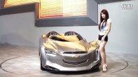 秒拍福利2011春韩国车展车模