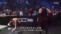 WWE 摔角2012年5月18日 SD 中文字幕