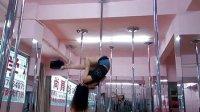 美尚舞蹈培训mona lisa 钢管成品舞  龙华钢管舞教学  性感钢管舞视频