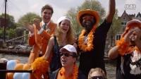 荷航与喜力欢庆荷兰橙色国王节