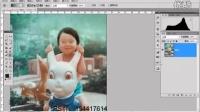 ps旧照片儿童童年照片PS儿童调色_小孩照片美白(new)