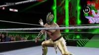 WWE 2K16 Entrances- Kalisto