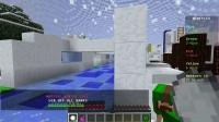 ★我的世界★Minecraft《籽岷的1.8多人服务器小游戏 圣诞节打雪仗》
