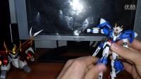 (为零双蛋)万代 ROBOT魂 七剑高达