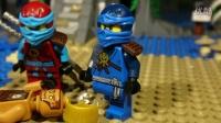 【狂热搬运】乐高幻影忍者 唤醒杨大师 第七集LEGO NINJAGO - RISE OF SENSEI YANG - PART 7