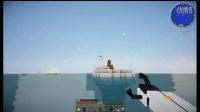 环境的Minecraft水星迫降生存实况 EP 3 制作熔浆黑科技