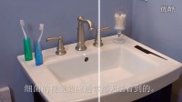 清洁浴室卫浴/浴缸/面盆/水龙头与妙抗保®抗菌技术 | Microban® | TheCleanerHome™ 清洁家居系列