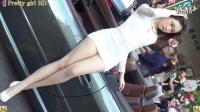 【恋上女的美】性感美胸美腿红纯白美女车模�顷泡� 跑车台湾会