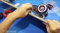 自制无刷电机电动滑板车-【拉风酷炫帅】