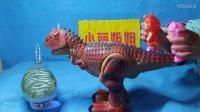 猪猪侠 汤姆猫 鲨鱼 恐龙 表演视频