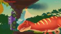 恐龙赛车;安卓游戏 android游戏,小孩儿动漫与音乐。别忘了订阅!!!