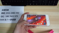 高精仿iphone7plus苹果手机游戏上网视频评测