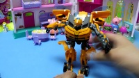 变形金刚超级大黄蜂