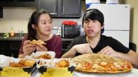 [ 詹娜组合 ] 鸡翅和披萨