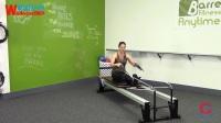 [去健身]Pilates Reformer普拉提训练教学 运动健身教室 普拉提床 普拉提器械