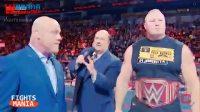 【去健身】WWE Monday Nights RAW 7-31-2017 Highlights