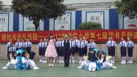 《温暖你我》校园文化艺术节诗歌朗诵比赛舞蹈表演视频-桂林市拱极小学二年级四班 学校小学生读书月朗读节目六一儿童节元旦迎新年