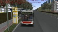 巴士模拟2--北沙市99路公交路线(新出视屏片头)【驾驶员幸福】