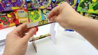 跳跃战士玩具烈火骑士讲解颜色产品展示 灵动创想跳跃战士玩具玩法视频