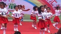金江镇育苗幼儿园大六班女生舞蹈《c哩c哩》