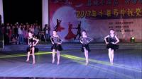 请看十县市区交谊舞精品展演 安国市演出《拉丁舞组合》