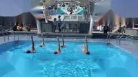水上芭蕾演出 水上杂技 花样游泳演出  15106954031 电话同微信