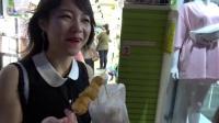日本人三原慧悟在台湾士林夜市搭讪一个妹子请她吃晚餐独自一人吃5千元台币约1千元人民币的美女约会!