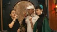 呼图壁蔡总和王曉新美女欢乐共舞新疆舞。草根制作。