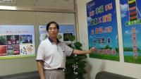 张晗旭教授在北京易太健康管理公司讲做人与健康管理