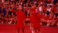 张伟舞蹈—节目3(拉丁串烧c哩c哩)