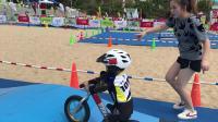 粤港澳儿童平衡车大赛 一岁组-男子-初赛-第一组