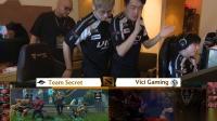 吉隆坡Major胜者组第一轮 Secret vs VG BO3 第二场 11.10