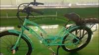 Newport classic beach cruiser e-bike