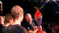 Astralis ECS S6夺冠捧杯 11.26