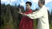 孙式73式太极拳竞赛套路教学1-22式 教学版 李德印_标图片