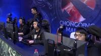 重庆Major胜者组 Secret vs EHOME BO3 第二场 1.22