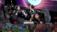 SLi Minor VG vs Gambit BO3 第二场 3.8