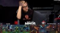 SLi Minor Gambit vs DB BO3 第二场 3.9