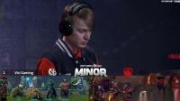 SLi Minor Gambit vs VG BO5 第二场 3.10