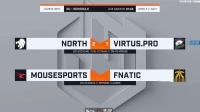 MOUZ vs FNATIC ECS S7常规赛 BO3 第一场 3.19