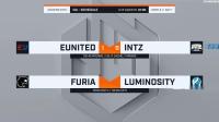 eUnited vs INTZ ECS S7常规赛 BO3 第二场 3.19