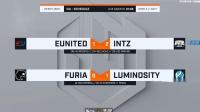 FURIA vs LUMINOSITY ECS S7常规赛 BO3 第二场 3.19
